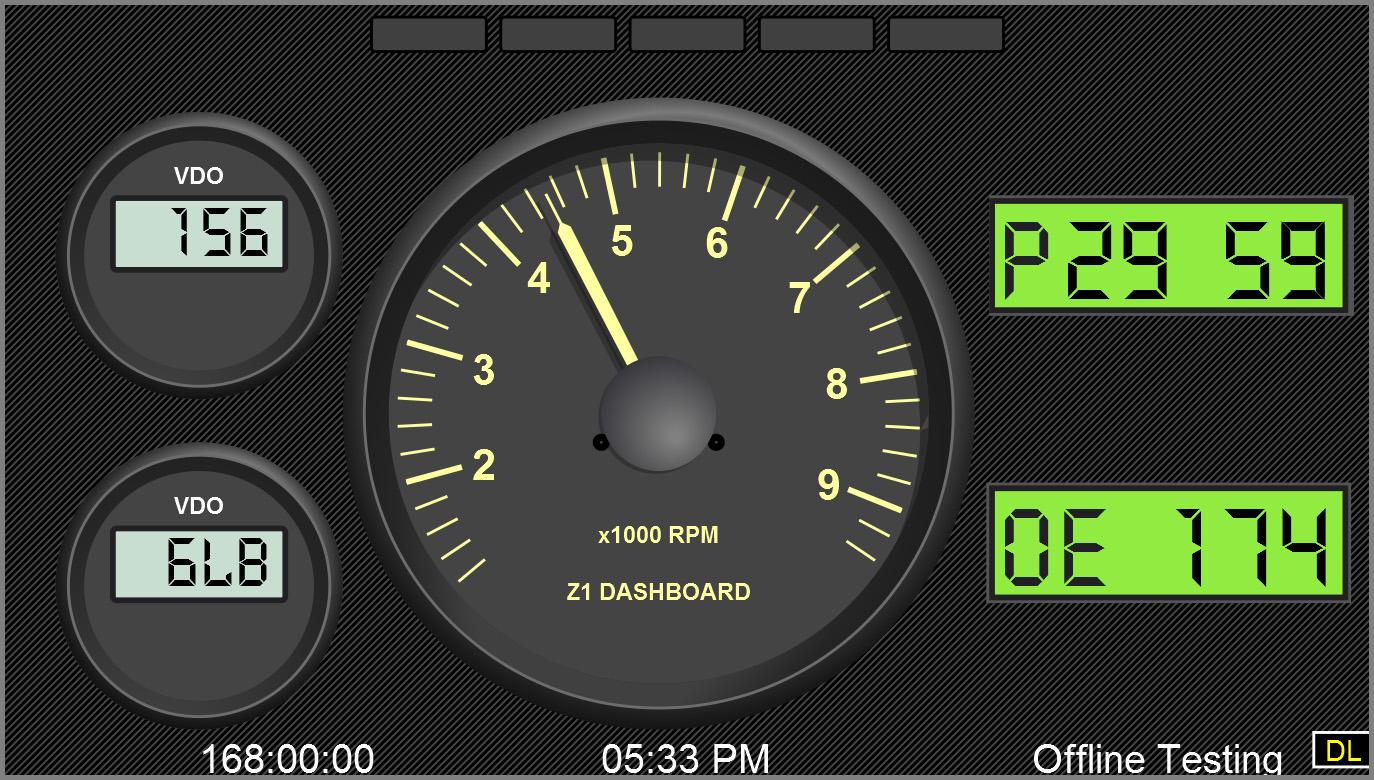 z1 dashboard download
