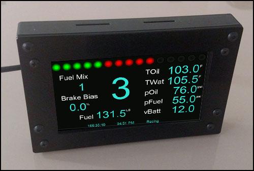 Z1 LCD Screen