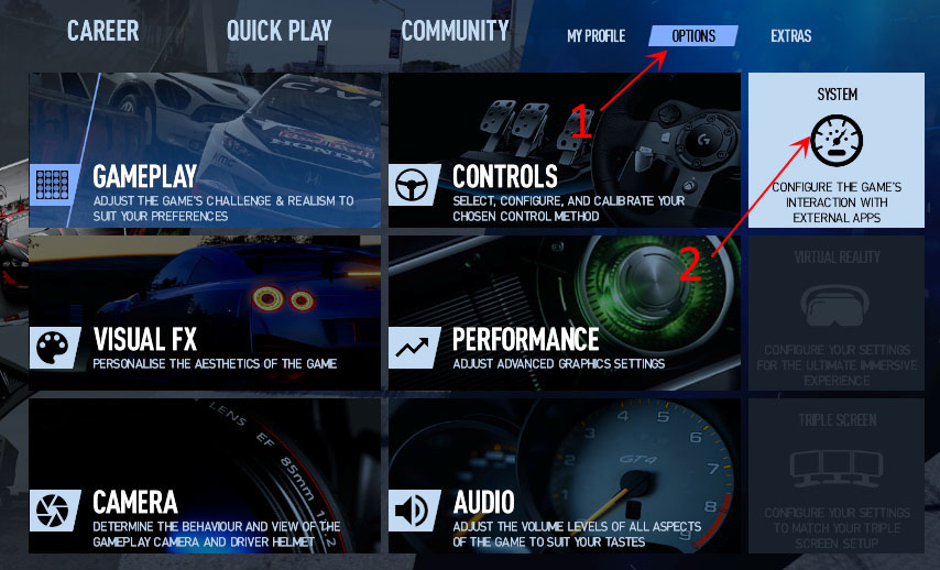 Z1 Dashboard : Supported Sims